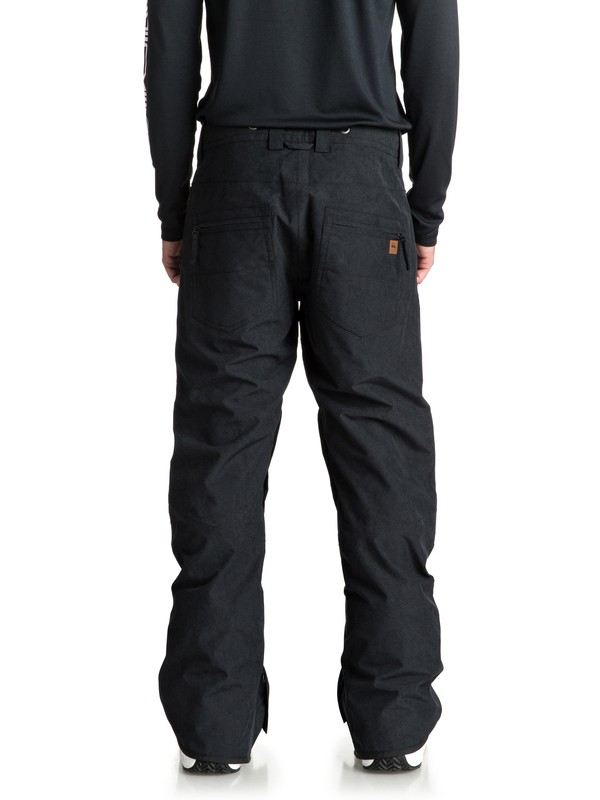 Forest Oak - Shell Snow Pants for Men  EQYTP03084