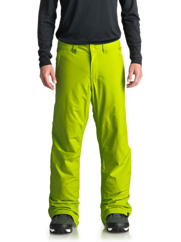 0 Estate - Snow Pants for Men Green EQYTP03088 Quiksilver