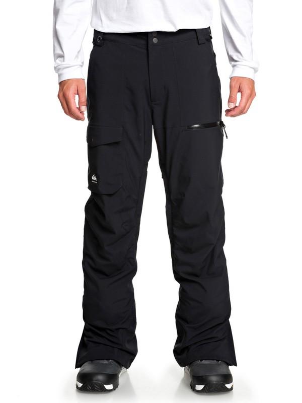0 Utility - Snow Pants Black EQYTP03130 Quiksilver