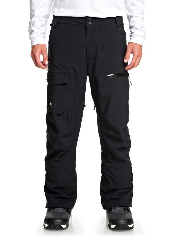 0 Utility - Snow Pants Black EQYTP03131 Quiksilver