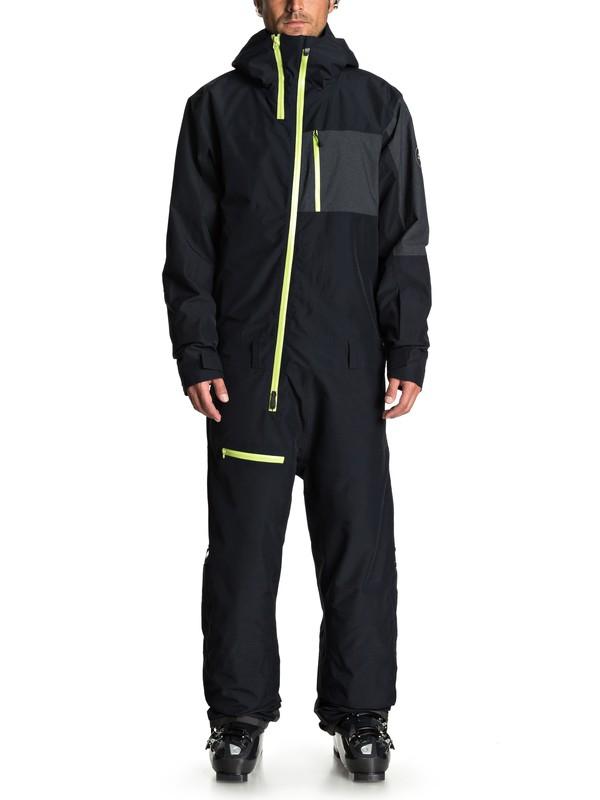 0 Сноубордический комбинезон Corbett Черный EQYTS03002 Quiksilver