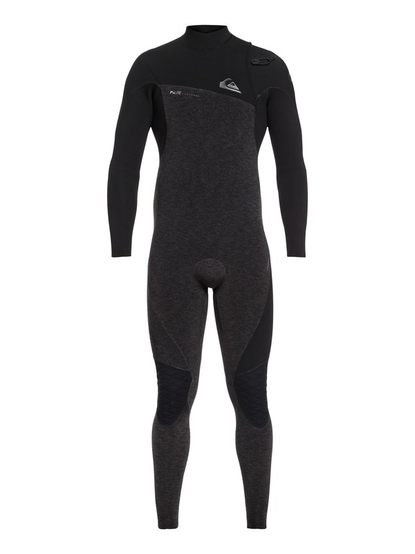 0 3/2mm Highline Lite Zipperless Wetsuit Black EQYW103062 Quiksilver