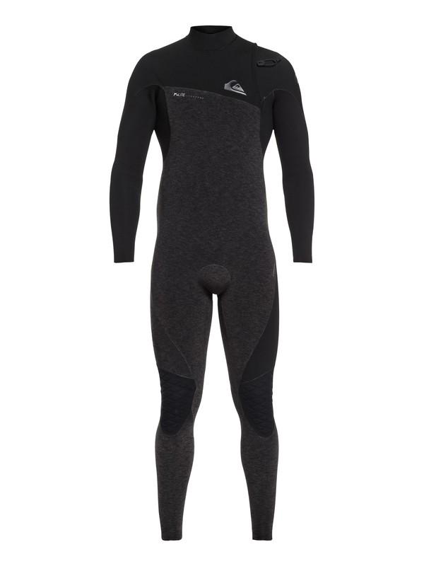 0 3/2mm Highline Lite - Traje de Surf sin Cremallera para Hombre Negro EQYW103062 Quiksilver