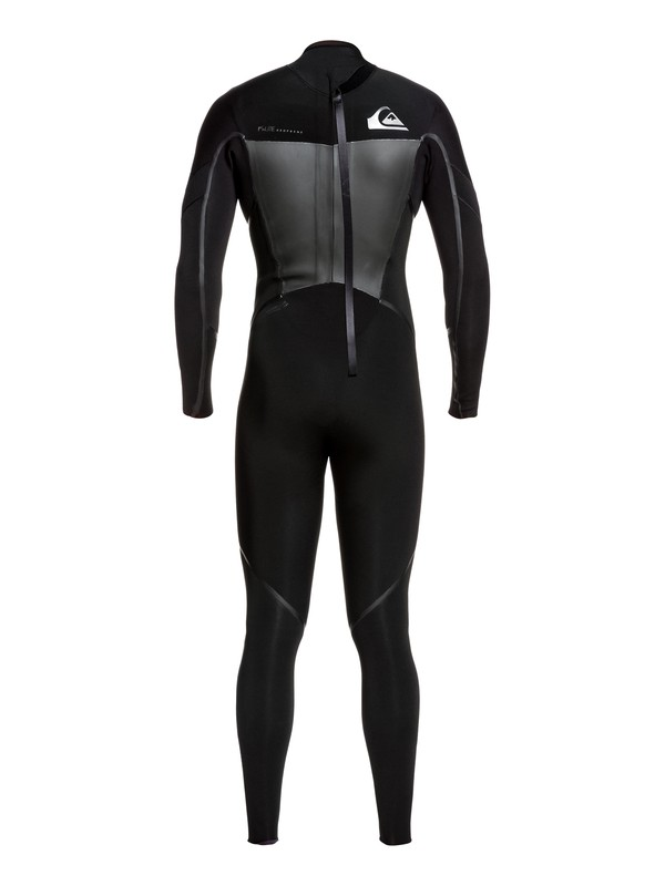 3/2mm Syncro Plus - Back Zip Wetsuit for Men  EQYW103079