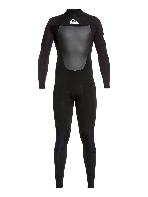 0 4/3mm Syncro Back Zip GBS Wetsuit Black EQYW103086 Quiksilver