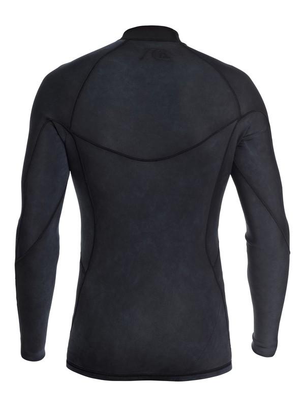 1.5mm Highline Limited Monochrome - Long Sleeve Neoprene Surf Top for Men  EQYW803021
