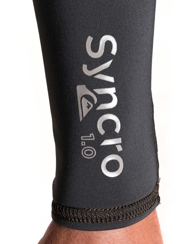 1mm Syncro - Long Sleeve Neoprene Surf Top for Men  EQYW803025