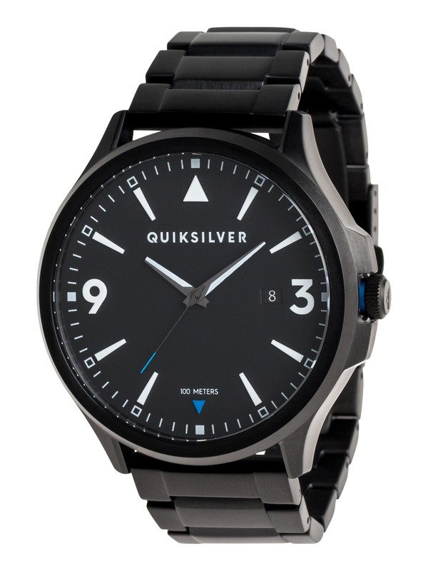 0 Beluka Metal - Analogue Watch for Men Black EQYWA03012 Quiksilver