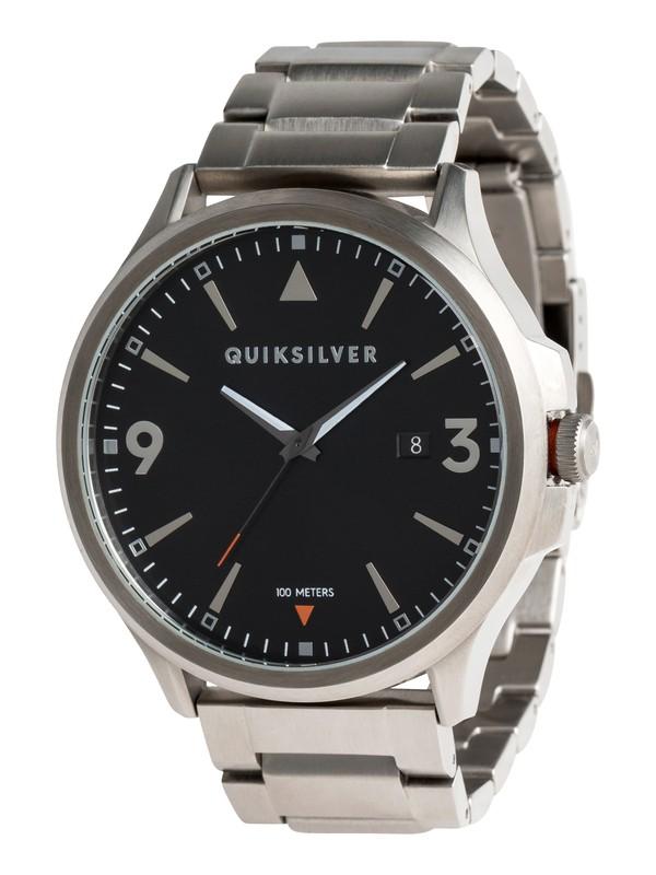 0 Beluka Metal - Analoge Uhr für Männer Grau EQYWA03012 Quiksilver