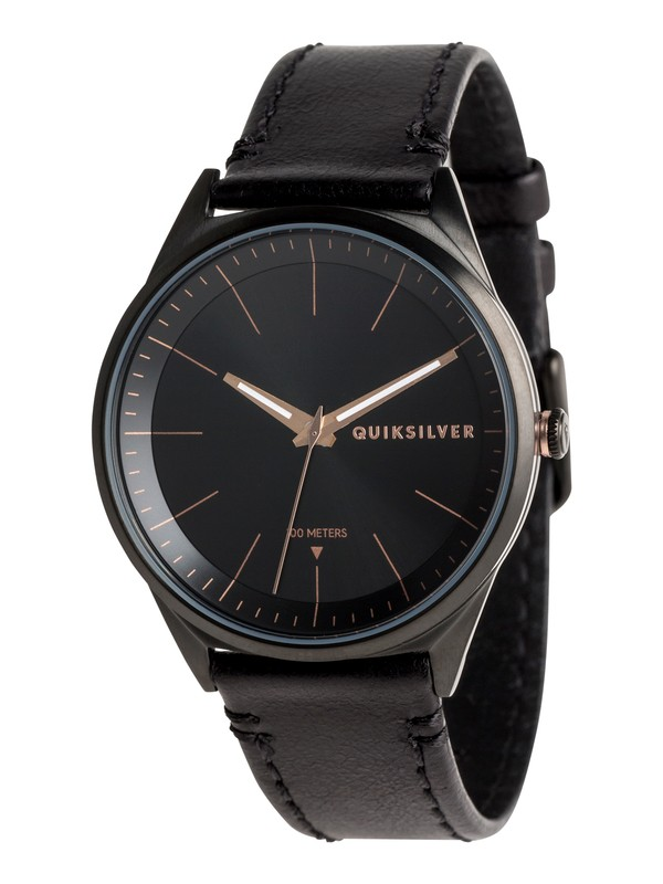 0 Bienville Leather - Analogue Watch for Men Multicolor EQYWA03014 Quiksilver