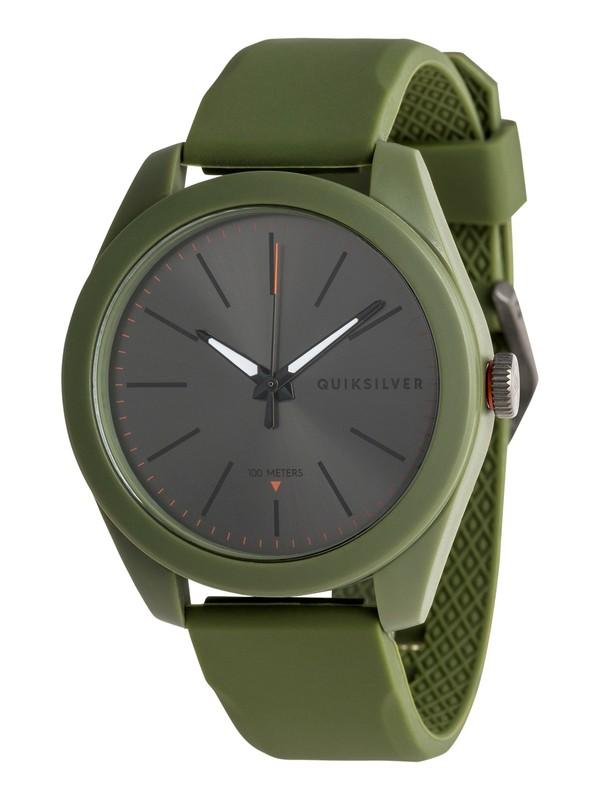 0 Furtiv - Analoge Uhr für Männer Braun EQYWA03022 Quiksilver