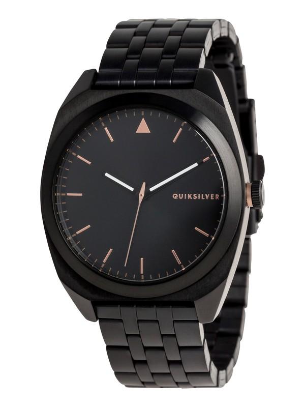 0 The PM Metal - Analoge Uhr für Männer Mehrfarbig EQYWA03030 Quiksilver