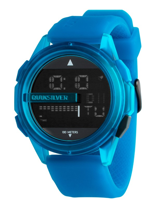 0 Drone - Digital Watch for Men Blue EQYWD03003 Quiksilver