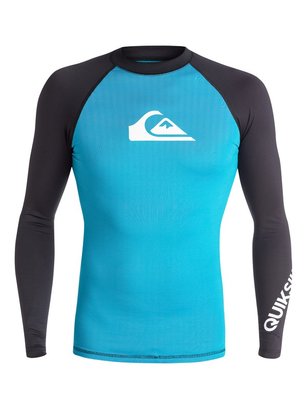 All Time - Long Sleeve UPF 50 Rash Vest for Men EQYWR03034