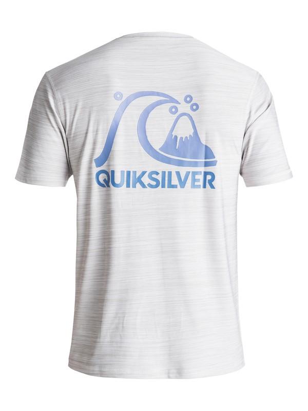 Heritage Surf - Amphibian UPF 50 Surf T-Shirt for Men  EQYWR03092