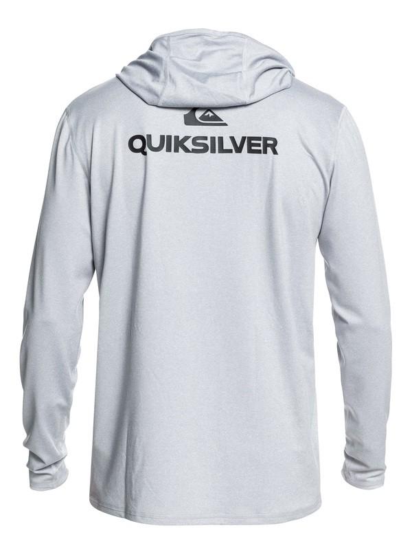 Dredge - Hooded Long Sleeve UPF 50 Surf T-Shirt for Men  EQYWR03195