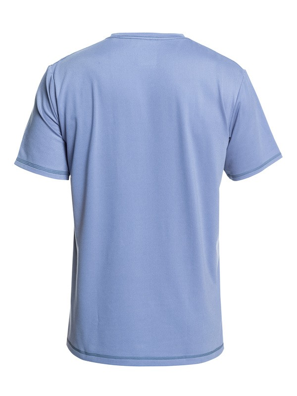 Bubble Logo - Short Sleeve UPF 50 Rash Vest for Men  EQYWR03201