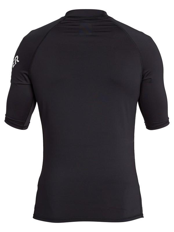 All Time - Short Sleeve UPF 50 Rash Vest for Men  EQYWR03228