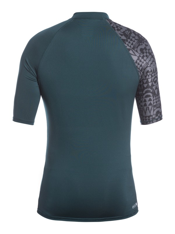 Ma Kai - Short Sleeve UPF 50 Rash Vest for Men  EQYWR03283
