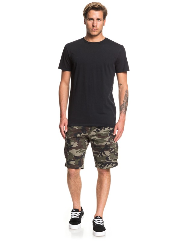 Crucial Battle - Cargo Shorts for Men  EQYWS03456