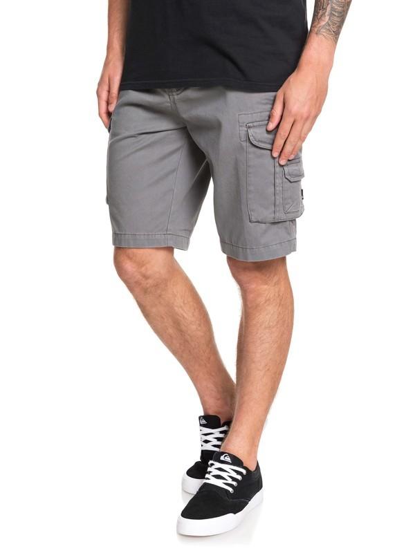Crucial Battle - Cargo Shorts for Men  EQYWS03456