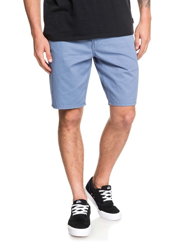0 Shorts Tipo Chinos - Everyday Azul EQYWS03468 Quiksilver