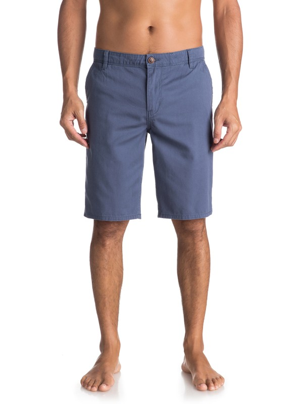 0 Everyday - Short Chino para Hombre Azul EQYWS03468 Quiksilver