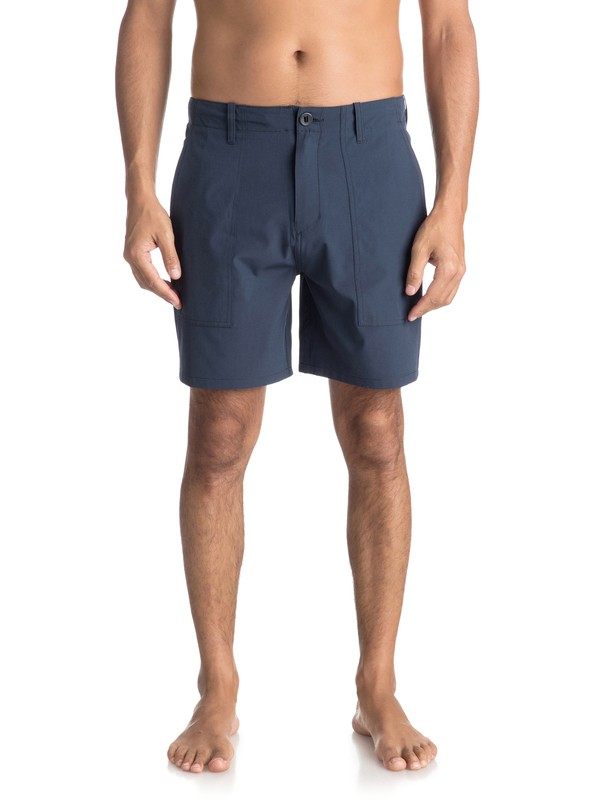 "0 Tactics 18"" - Amphibian Board Shorts for Men  EQYWS03495 Quiksilver"