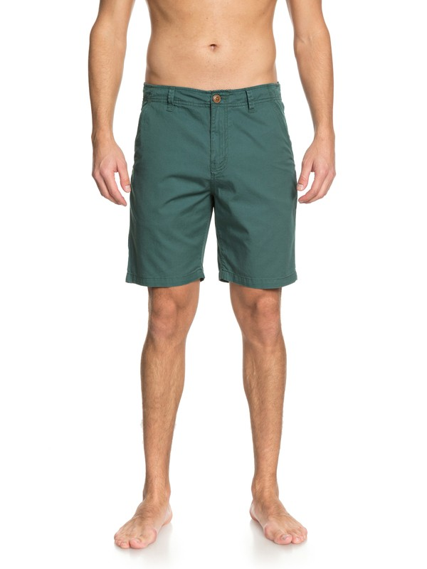 "0 Minor 20"" Shorts Green EQYWS03511 Quiksilver"