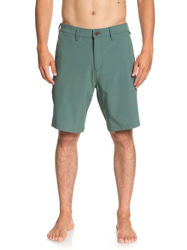 "0 Union 20"" Amphibian Shorts  EQYWS03537 Quiksilver"