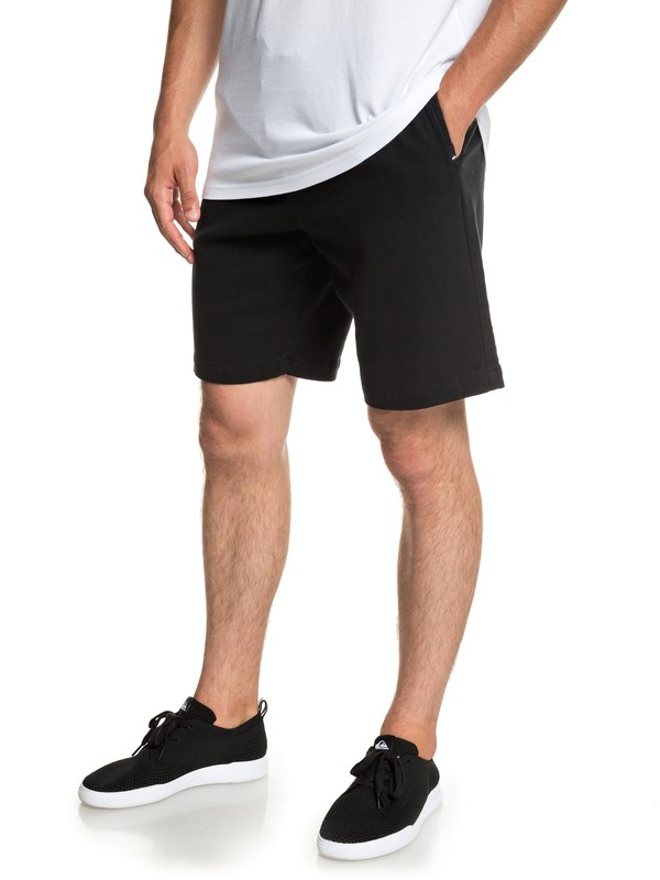 "0 Twist Of Shadows 19"" Shorts Black EQYWS03567 Quiksilver"