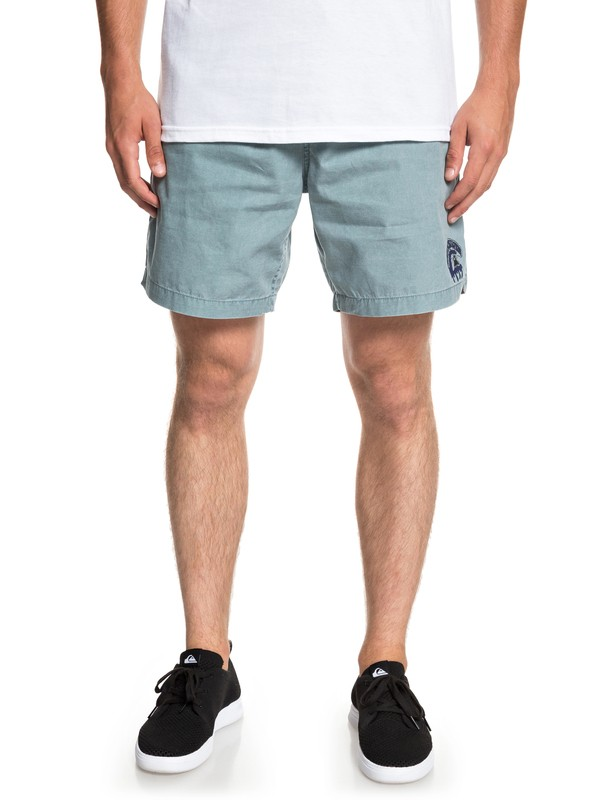 "0 Sees Of Tomorrow 17"" - Beachshorts for Men Blue EQYWS03568 Quiksilver"