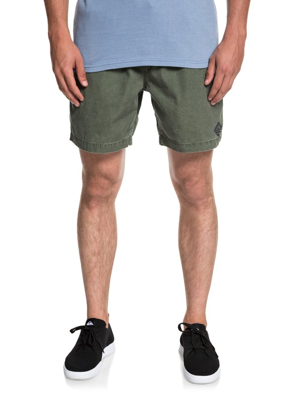 "0 Sees Of Tomorrow 17"" - Beachshorts for Men Brown EQYWS03568 Quiksilver"