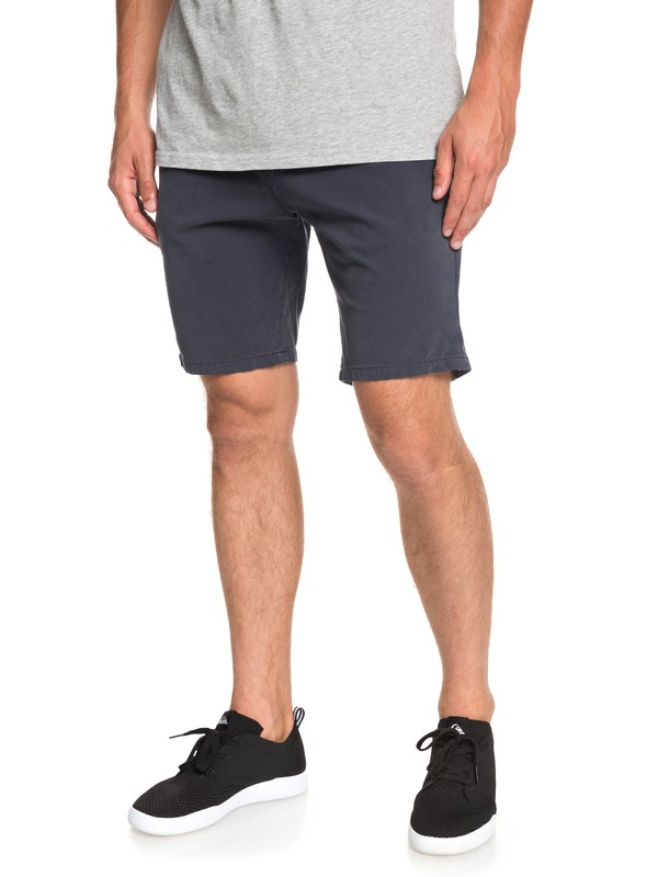 0 Krandy - Chino Shorts for Men Blue EQYWS03570 Quiksilver