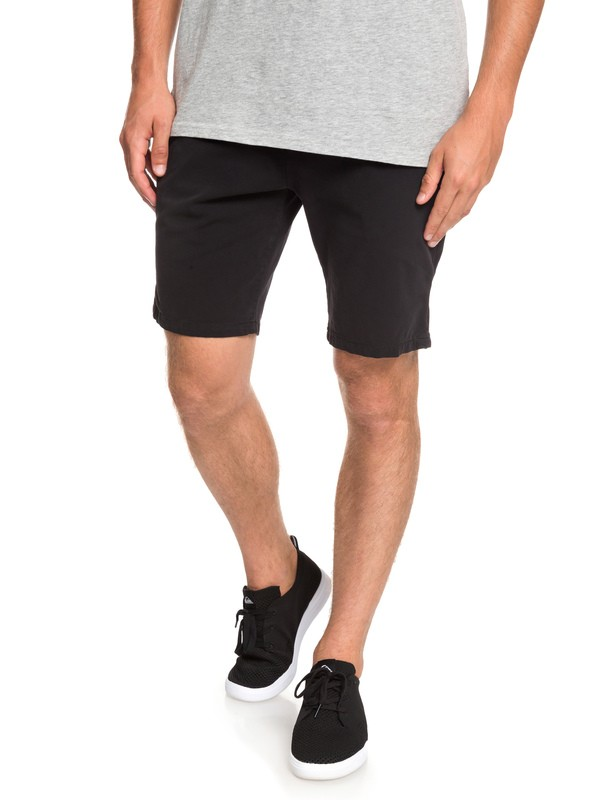 0 Krandy - Chino Shorts for Men Black EQYWS03570 Quiksilver