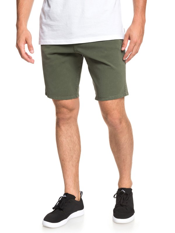 0 Krandy Shorts Brown EQYWS03571 Quiksilver