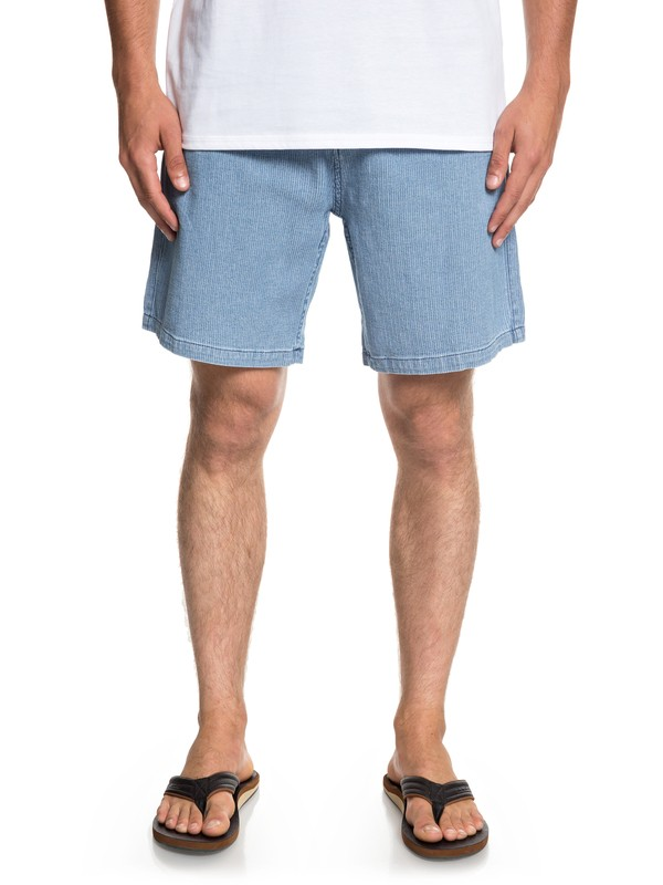 0 Calcuta Lizard - Shorts for Men Blue EQYWS03575 Quiksilver