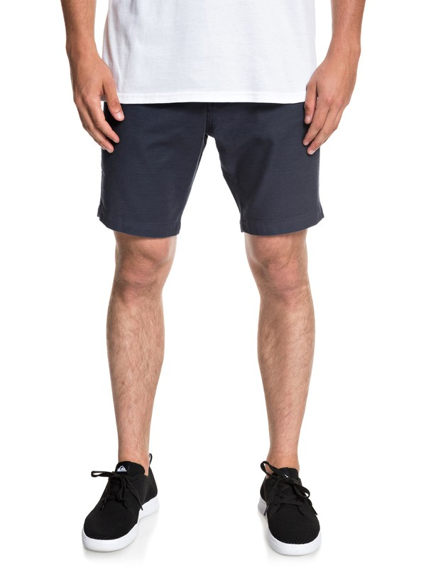 0 Mitake - Fatigue Shorts for Men Blue EQYWS03576 Quiksilver