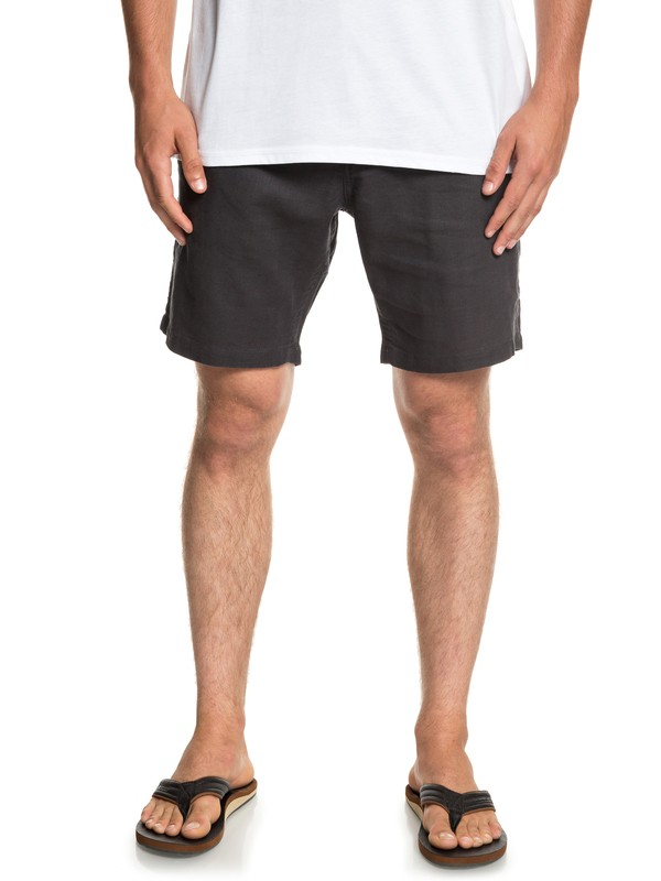 "0 Manipesto 18"" - Beachshorts for Men Black EQYWS03577 Quiksilver"