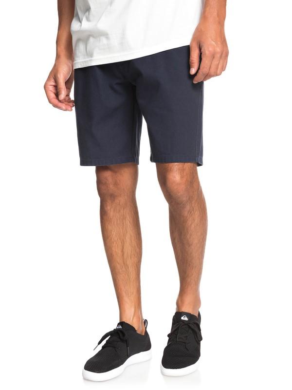 0 Gastelu - Chino Shorts for Men Blue EQYWS03595 Quiksilver