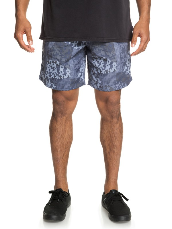 0 Originals - Elasticated Shorts for Men Blue EQYWS03596 Quiksilver
