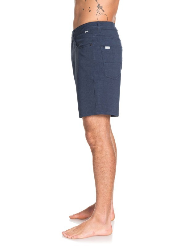 "Nelson 18"" - Amphibian Board Shorts for Men  EQYWS03621"