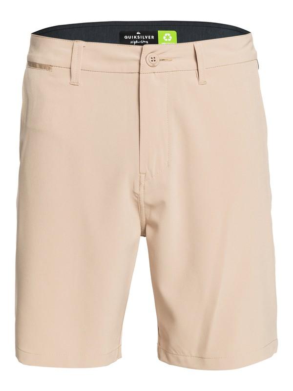 "Union 19"" - Amphibian Board Shorts for Men  EQYWS03651"