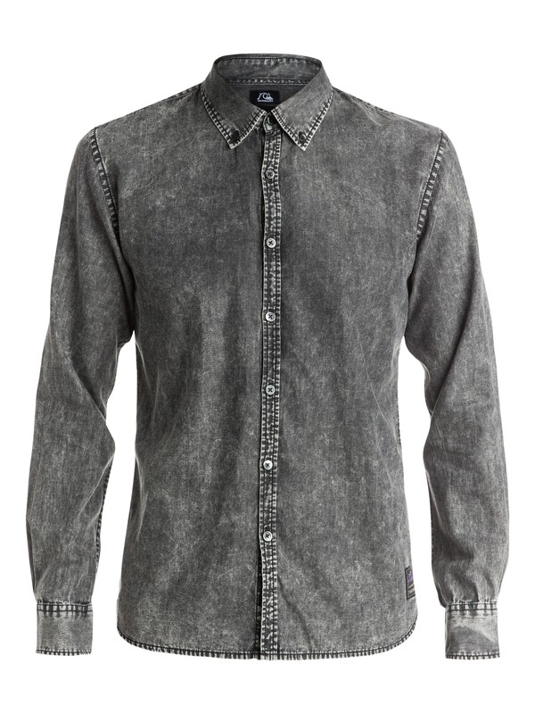 0 Dark Dream Long Sleeve Shirt  EQYWT03234 Quiksilver