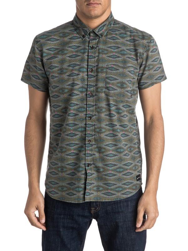 0 Dreamweaver Short Sleeve Shirt  EQYWT03358 Quiksilver