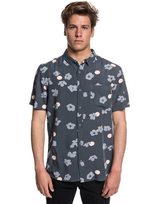 0 Variable Short Sleeve Shirt Black EQYWT03727 Quiksilver