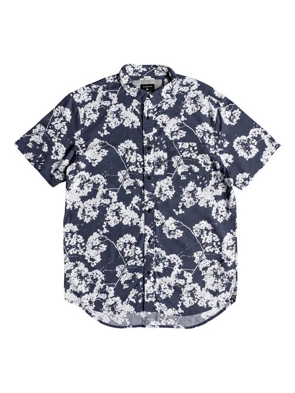 0 Variable Short Sleeve Shirt Black EQYWT03771 Quiksilver