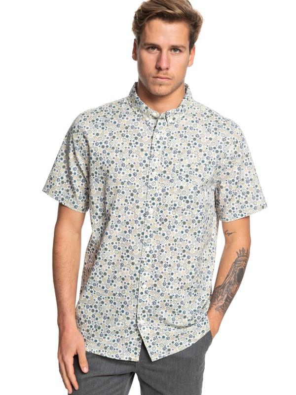0 Camisa  de Manga Corta - Ditsy Dreamer Blanco EQYWT03827 Quiksilver