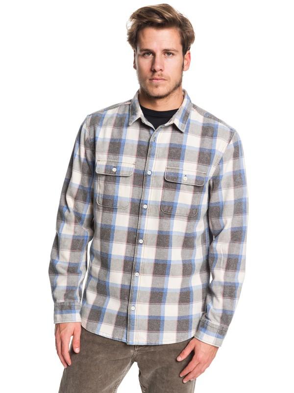 0 Mitta Tang Long Sleeve Shirt Beige EQYWT03851 Quiksilver