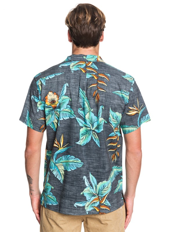 Millers Camp - Short Sleeve Shirt for Men  EQYWT03862